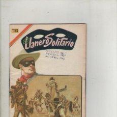Tebeos: EL LLANERO SOLITARIO-NOVARO-SERIE AGUILA-AÑO 1977-COLOR-Nº 394-. Lote 95332583