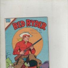Tebeos: RED RYDER-NOVARO-SERIE AGUILA-AÑO 1977-COLOR-Nº 410-456-. Lote 95332959