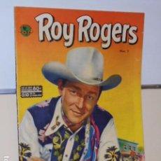 Tebeos: ROY ROGERS Nº 3 NOVIEMBRE 1952 -NOVARO -. Lote 95422179