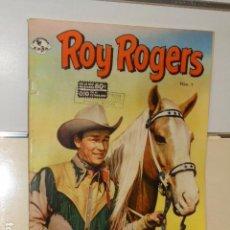 Tebeos: ROY ROGERS Nº 1 SEPTIEMBRE 1952 - NOVARO -. Lote 95422823