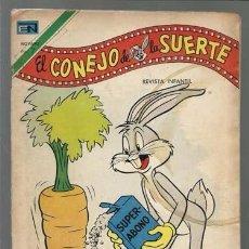Tebeos: EL CONEJO DE LA SUERTE 429, 1973, NOVARO. Lote 95618211