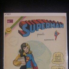 Tebeos: SUPERMAN 883 NOVARO. Lote 95703671