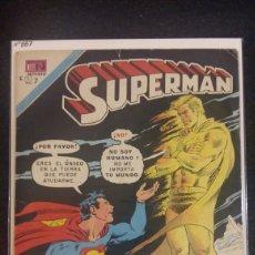 Tebeos: SUPERMAN 887 NOVARO. Lote 95703843