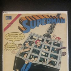 Tebeos: SUPERMAN 933 NOVARO. Lote 95703918