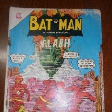 Tebeos: BATMAN N° 284 - FLASH! - ORIGINAL EDITORIAL NOVARO. Lote 95894587