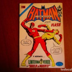 Tebeos: BATMAN N° 697 FLASH EXCELENTE! - ORIGINAL EDITORIAL NOVARO. Lote 95895959