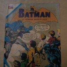 Tebeos: BATMAN N° 588 - ORIGINAL EDITORIAL NOVARO. Lote 95998635