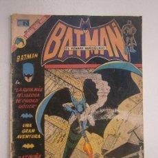 Tebeos: BATMAN N° 687 - ORIGINAL EDITORIAL NOVARO. Lote 95999919