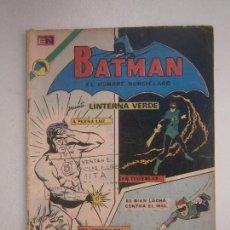 Tebeos: BATMAN N° 656 - LINTERNA VERDE! - ORIGINAL EDITORIAL NOVARO. Lote 96000399