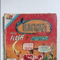 Tebeos: BATMAN N° 3-46 SERIE AVESTRUZ FLASH Y ANTORCHA! - ORIGINAL EDITORIAL NOVARO. Lote 96007535