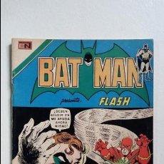 Tebeos: BATMAN N° 714 - FLASH! EXCELENTE - ORIGINAL EDITORIAL NOVARO. Lote 96007683