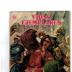 Tebeos: VIDAS EJEMPLARES Nº 50 . Lote 96037863