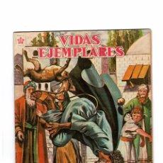 Tebeos: VIDAS EJEMPLARES Nº 46 MUY BUENO . Lote 96037915