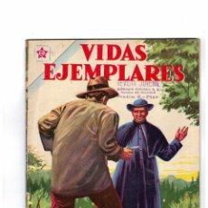 Tebeos: VIDAS EJEMPLARES Nº 117 -MUY BUENO- . Lote 96038371