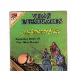 Tebeos: VIDAS EJEMPLARES Nº 297 -MUY BUENO-. Lote 96038523