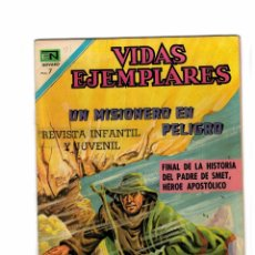 Tebeos: VIDAS EJEMPLARES Nº 323 -MUY BUENO-. Lote 96038795