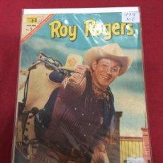 Tebeos: ROY ROGERS NUMERO 179 NORMAL ESTADO REF.11. Lote 96284795