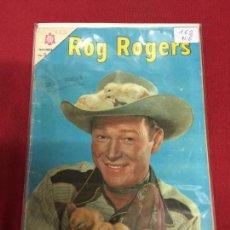 Tebeos: ROY ROGERS NUMERO 162 NORMAL ESTADO REF.11. Lote 96284995