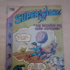 Tebeos: SUPERCOMIC N° 34 - ORIGINAL EDITORIAL NOVARO. Lote 96341359