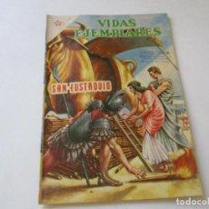 Tebeos: VIDAS EJEMPLARES Nº.80-SAN EUSTAQUI-1960. Lote 96375731
