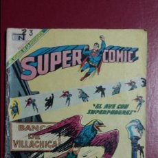 Tebeos: SUPERCOMIC N° 23 - ORIGINAL EDITORIAL NOVARO. Lote 96387387