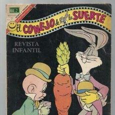 Tebeos: EL CONEJO DE LA SUERTE 388, 1972, NOVARO, BUEN ESTADO. Lote 96453479