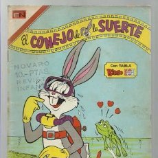 Tebeos: EL CONEJO DE LA SUERTE 454, 1974, NOVARO, NOVARO, BUEN ESTADO. Lote 96453671