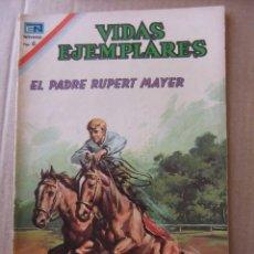 Tebeos: VIDAS EJEMPLARES Nº 257 EL PADRE RUPERT MAYER EDITORIAL NOVARO. Lote 96484975