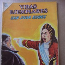 Tebeos: VIDAS EJEMPLARES Nº 202 SAN JUAN EUDES EDITORIAL NOVARO. Lote 96485359