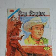 Tebeos: (M7) ROY ROGERS NUM 402 , 1978 , SEÑALES DE USO. Lote 96531555
