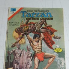 Tebeos: (M7) TARZAN DE LOS MONOS NUM 523 , 1977 SEÑALES DE USO. Lote 96532523