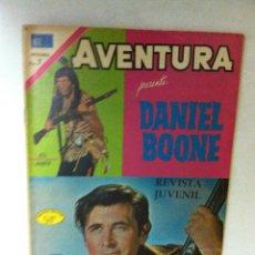 Tebeos: DANIEL BOONE -Nº.637 (1970)- MUY BIEN CONSERVADO. Lote 96978447