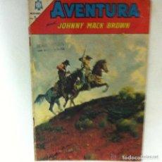 Tebeos: JOHNNY MACK BROWN - Nº.411 (1965). Lote 96978559