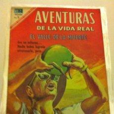 Tebeos: EL VALLE DE LA MUERTE- (1967). Lote 96979187
