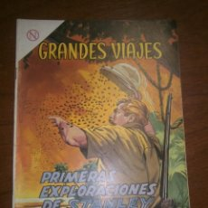 Tebeos: GRANDES VIAJES N° 16 - ORIGINAL EDITORIAL NOVARO. Lote 96998031