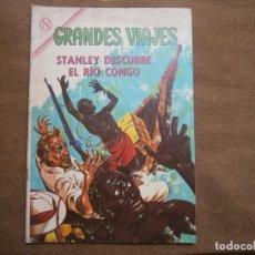 Tebeos: GRANDES VIAJES N° 17 - ORIGINAL EDITORIAL NOVARO. Lote 96998127