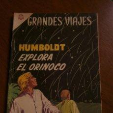 Tebeos: GRANDES VIAJES N° 23 - ORIGINAL EDITORIAL NOVARO. Lote 96998463
