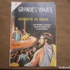 Tebeos: GRANDES VIAJES N° 34 - ORIGINAL EDITORIAL NOVARO. Lote 97032919
