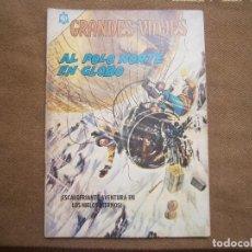 Tebeos: GRANDES VIAJES N° 35 - ORIGINAL EDITORIAL NOVARO. Lote 97033011
