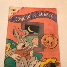 Tebeos: BUGS BUNNY EL CONEJO DE LA SUERTE Nº 271. NOVARO. Lote 97046499