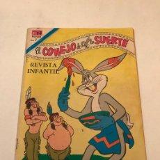 Tebeos: BUGS BUNNY EL CONEJO DE LA SUERTE Nº 364. NOVARO. Lote 97046695