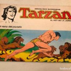 Tebeos: TARZAN EL REY DE LA JUNGLA Nº 4. EL REINO DEL PASADO. NOVARO 1976. Lote 97224199