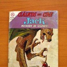 Tebeos: CLÁSICOS DEL CINE - Nº 113 - JACK, MATADOR DE GIGANTES - EDITORIAL NOVARO . Lote 97280291