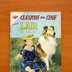 Tebeos: CLÁSICOS DEL CINE - Nº 91 - LAD, UN PERRO - EDITORIAL NOVARO. Lote 97280879