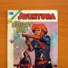 Tebeos: AVENTURA - Nº 762 - BUFFALO BILL - EDITORIAL NOVARO. Lote 97283055
