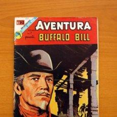 Tebeos: AVENTURA - Nº 806 - BUFFALO BILL - EDITORIAL NOVARO. Lote 97283679