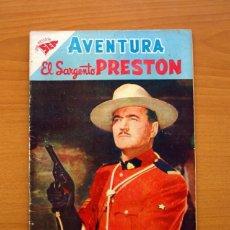 Tebeos: AVENTURA Nº 88 - EL SARGENTO PRESTON - EDITORIAL NOVARO. Lote 97283975
