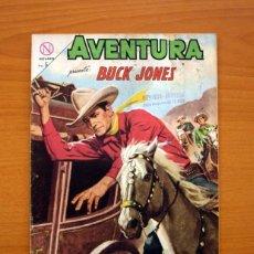 Tebeos: AVENTURA, Nº 326 - BUCK JONES - EDITORIAL NOVARO. Lote 97284383