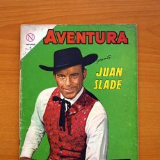 Tebeos: AVENTURA, Nº 324 - JUAN SLADE - EDITORIAL NOVARO. Lote 97284599
