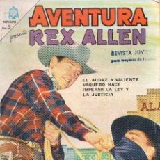 Tebeos: AVENTURAS REX ALEEN Nº 433. Lote 97295483